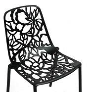 Дизайнерский стул для кафе или ресторана в интернет-магазине Raroom
