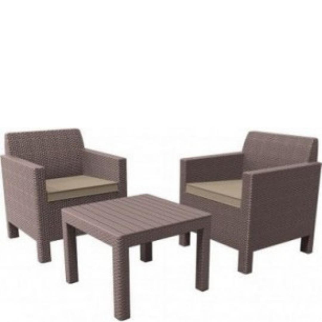Купить набор уличной мебели Orlando Balcony Set в Raroom