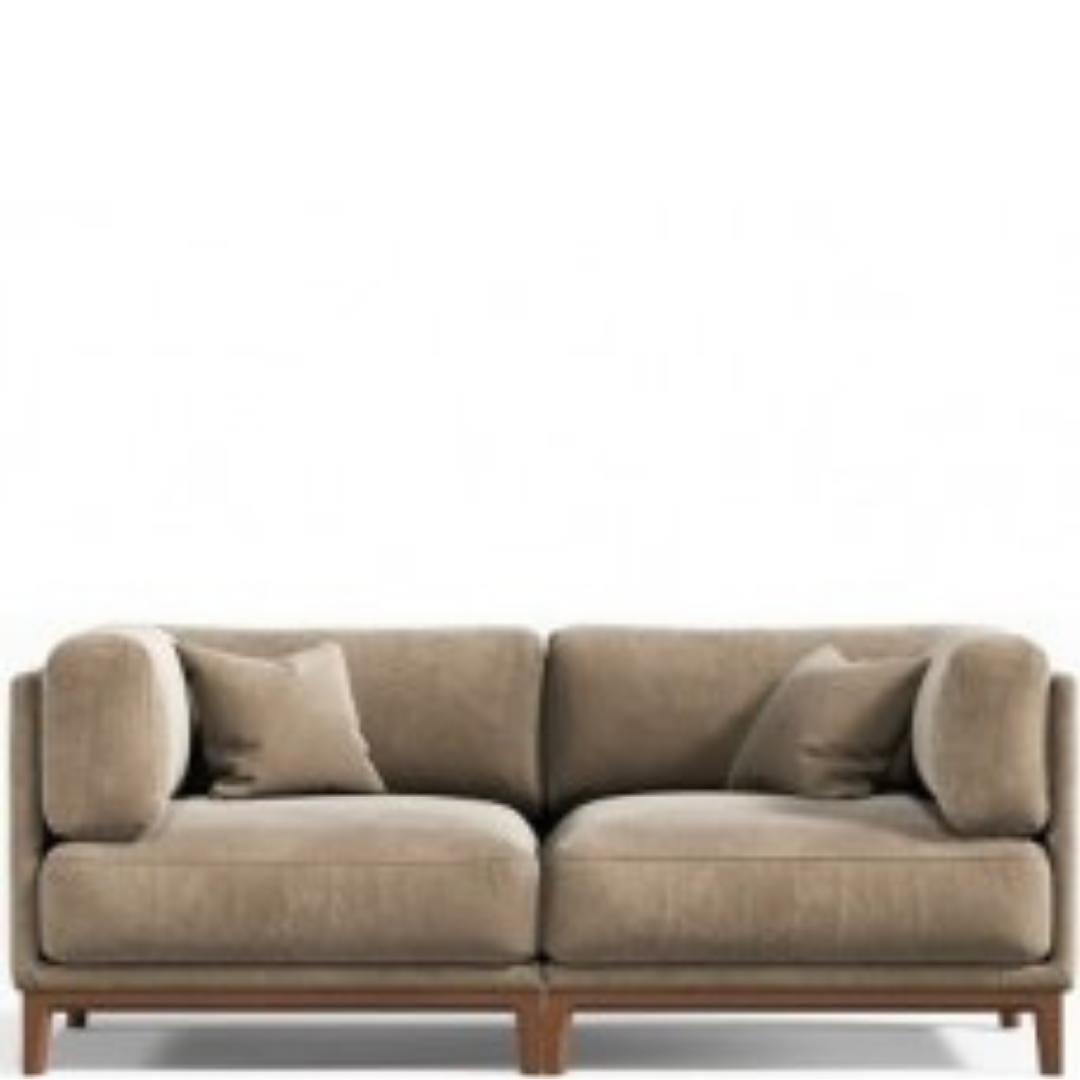 Купить диван двухместный Case #6 Lux в Raroom