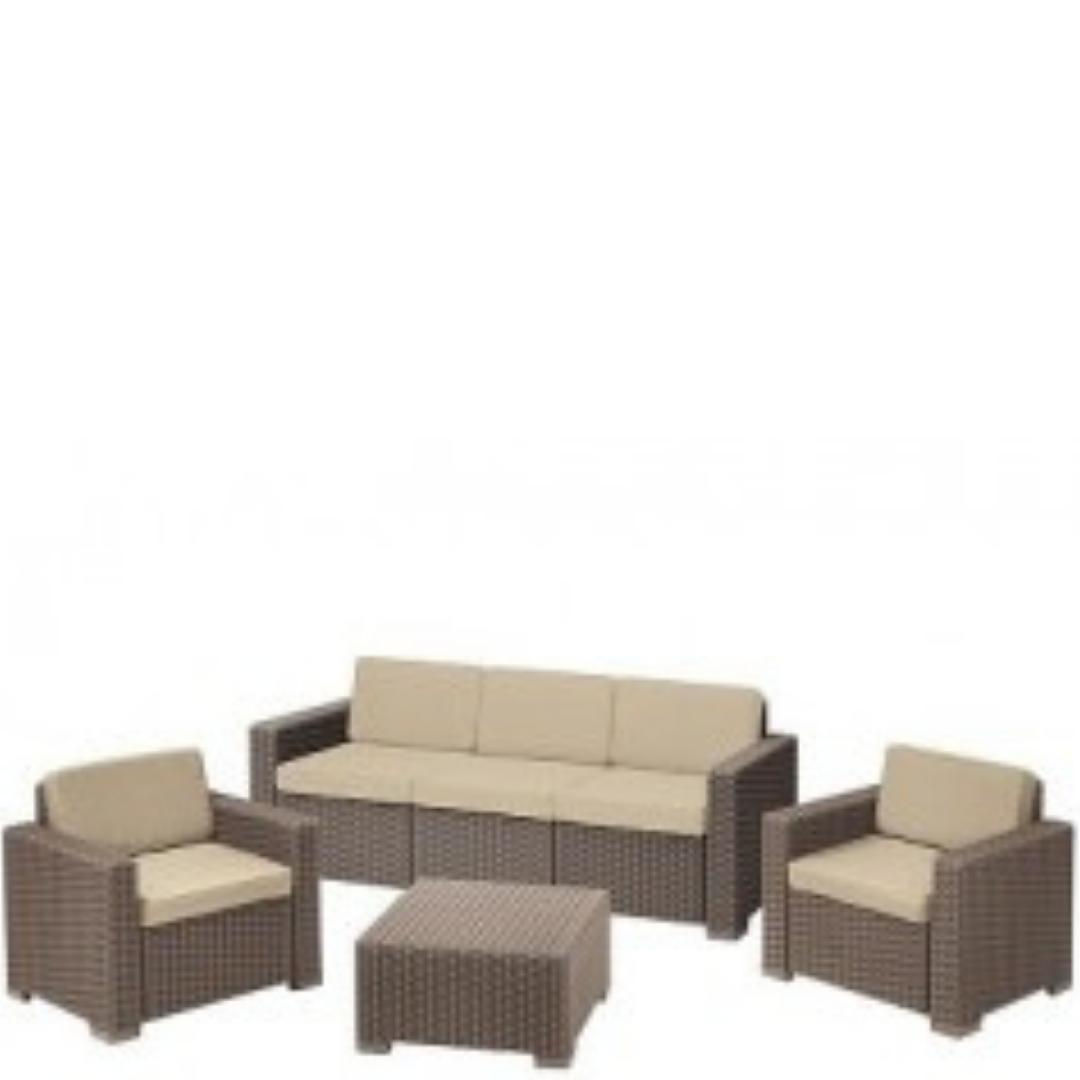 Купить набор уличной мебели California в Raroom