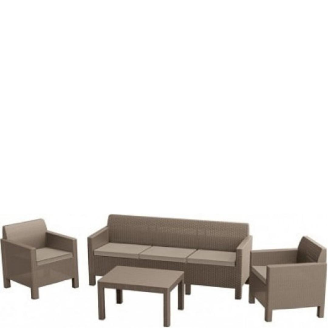 Купить набор уличной мебели Orlando Set Big в Raroom