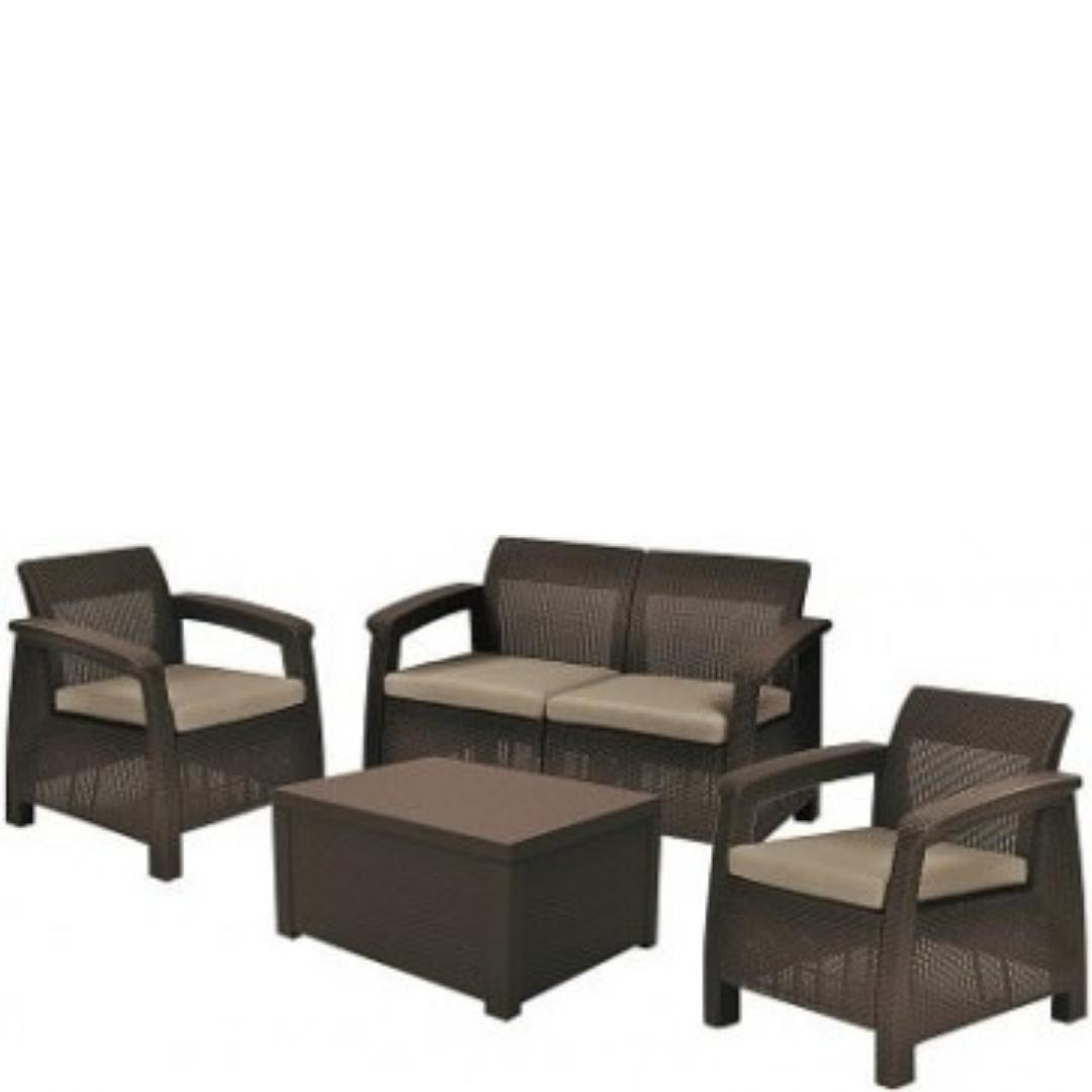 Купить набор уличной мебели Corfu Box в Raroom