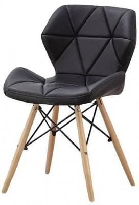 Купить стул из экокожи Crown в Raroom