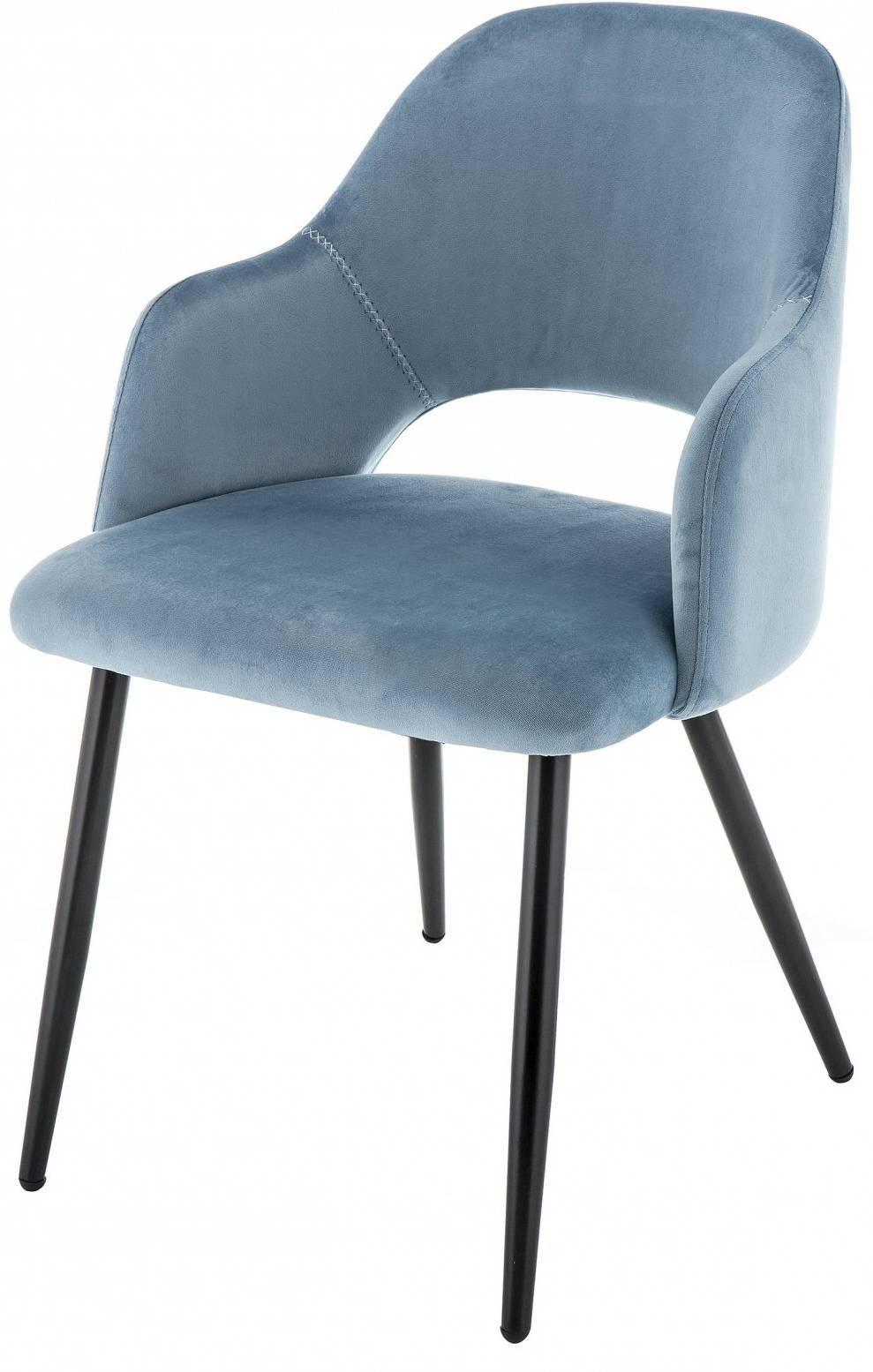 Купить бархатный стул Konor в Raroom
