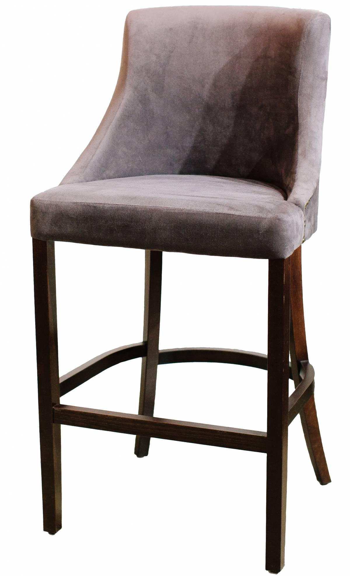 Купить барный деревянный стул GL591B в Raroom