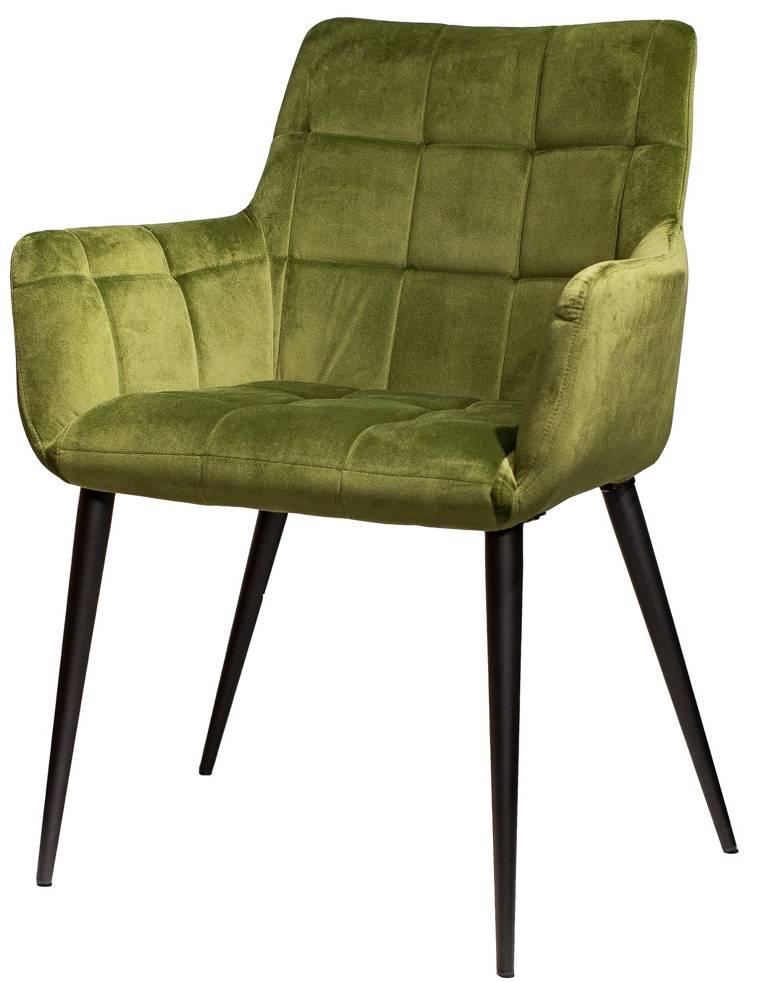 Купить тканевый стул с подлокотниками Jackwood West в Raroom