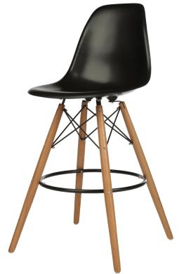 Купить пластиковый барный стул НЕ Eames BSW в Raroom