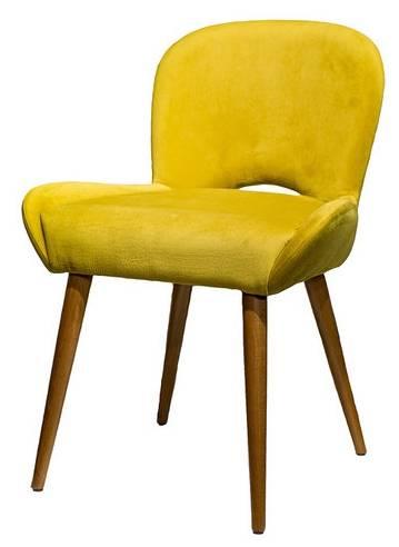 Купить деревянный стул из ткани Aniva в Raroom