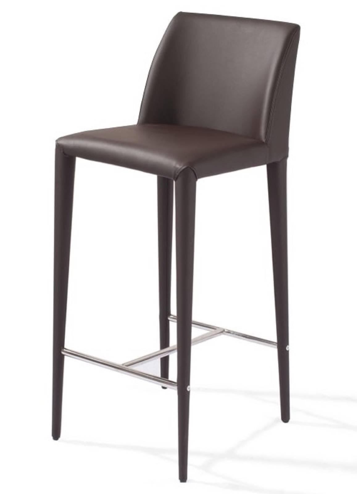 Купить барный стул из экокожи в Raroom