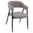 серый стул Twin спереди