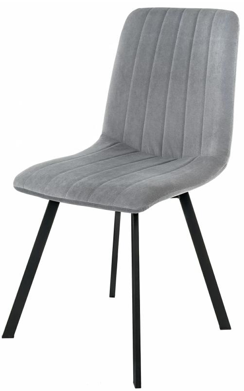Купить серый стул на металокаркасе Sling в Raroom