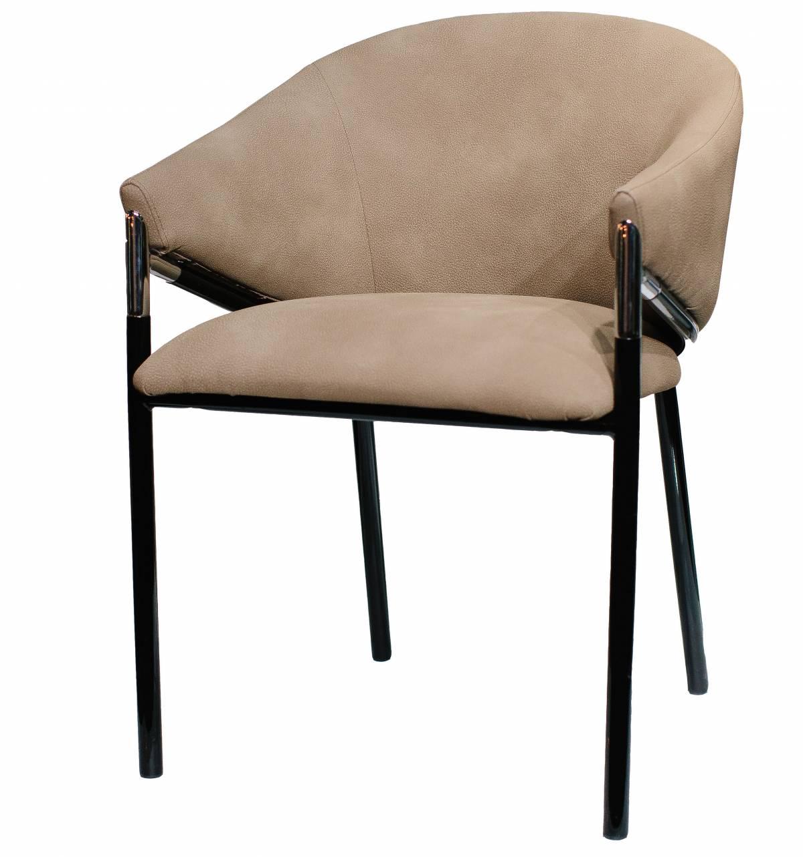 Купить кресло Melody замшевый бежевый в Raroom