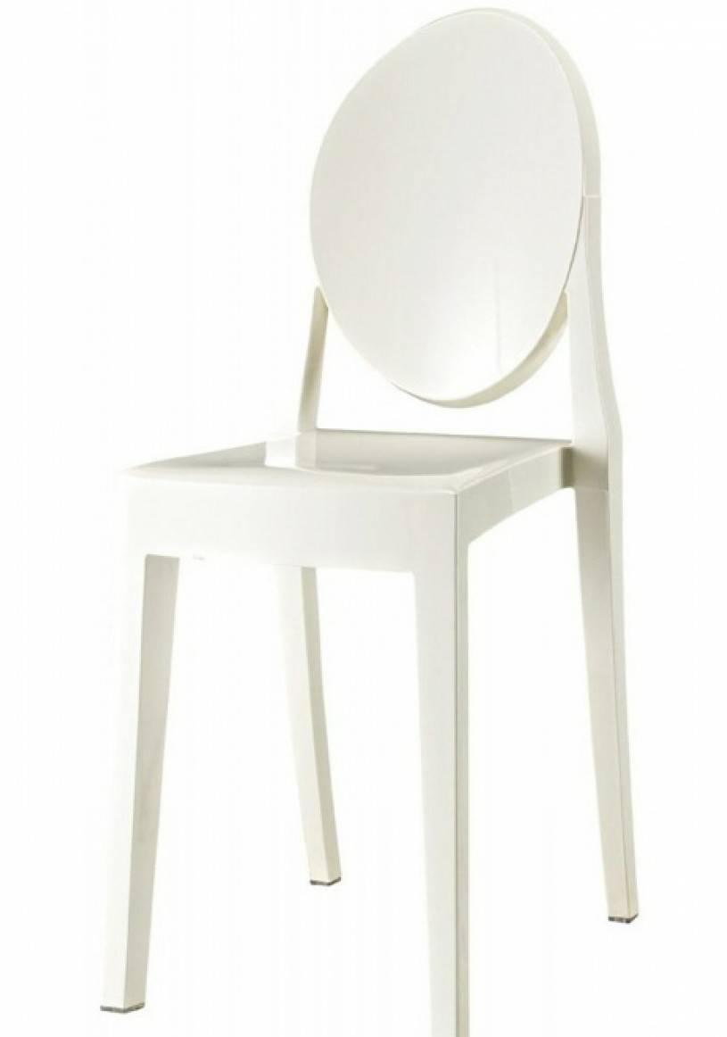 Купить пластиковый стул Victoria Ghost в Raroom