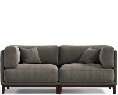 Купить диван двухместный Case #6 в Raroom