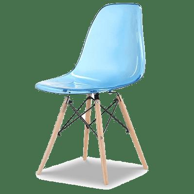Купить стул НЕ Eames DSW T Blue в Raroom