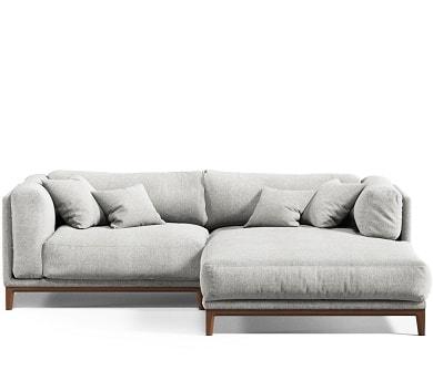 Купить трехместный диван Case #2 в Raroom
