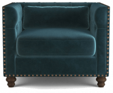Купить кресло Chesterfield Florence в Raroom