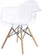 Купить стул НЕ Eames DAW Transparent в Raroom