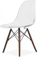 Купить стул НЕ Eames DSW Transparent Dark в Raroom