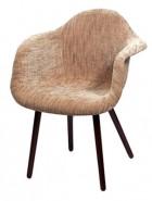 Купить стул НЕ Eames DAW в обивке в Raroom