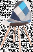 Купить стул НЕ Eames DSW Blue в Raroom
