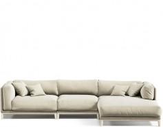 Купить четырехместный диван Case #4 в Raroom