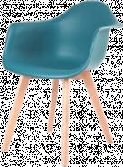 Купить стул НЕ Eames Wood в Raroom