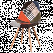 Купить стул НЕ Eames DSW Patchwork в Raroom