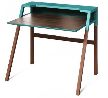 Купить стол компьютерный Youk Brown в Raroom
