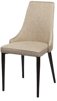 Металлический стул Clara в ткани в Raroom