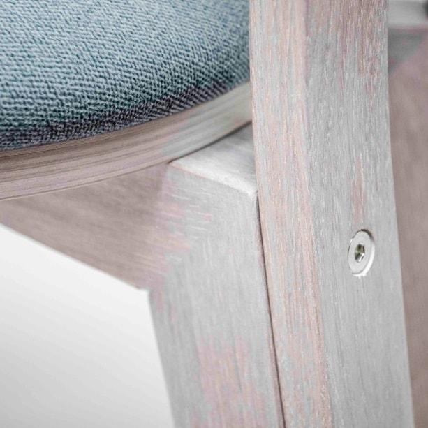 деревянный стул Circus Compact крепеж