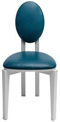 Купить Деревянный стул из экокожи Ellipse Compact в Raroom