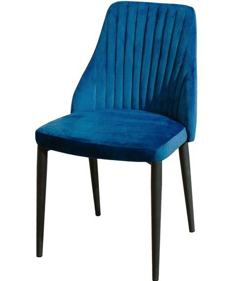 металлический модный стул СПб фото RAROOM